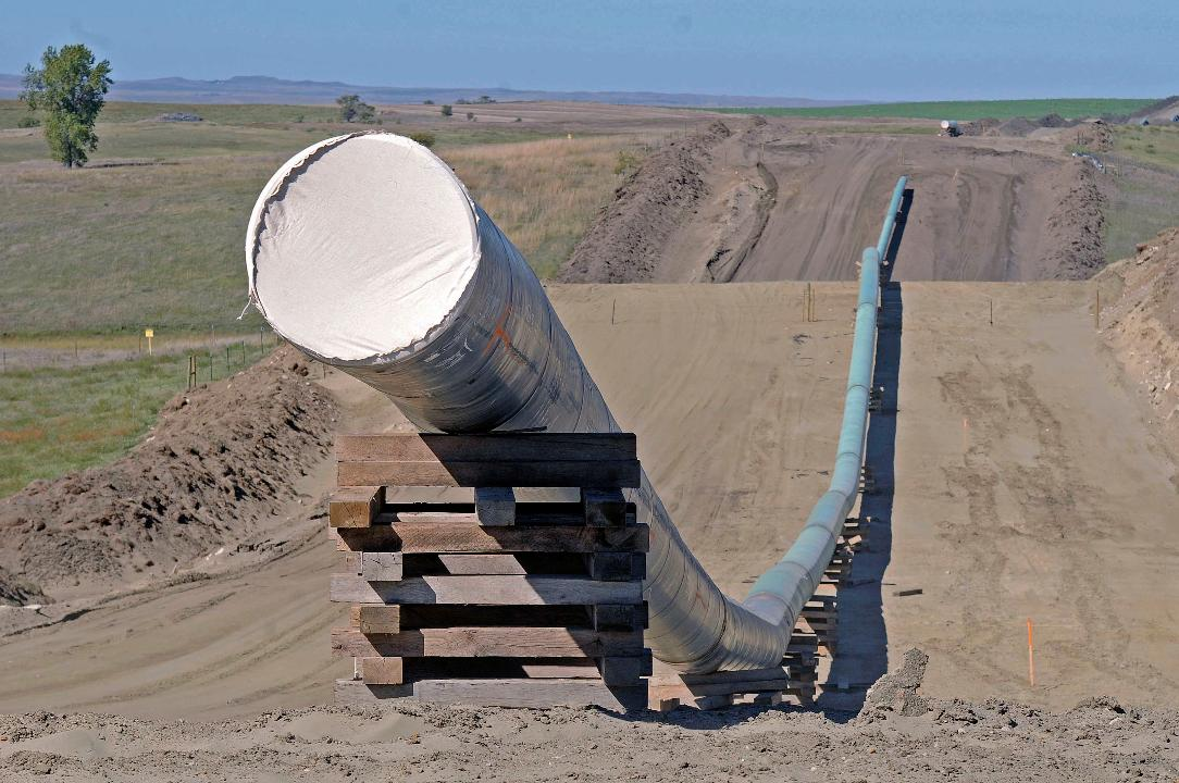 Andrew Black Association of Oil Pipelines CEO weighs in on the future of the Dakota Keystone XL Pipeline.