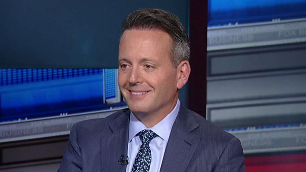 Allergan CEO Brent Saunders on how a proposed tax would hurt the drug maker.
