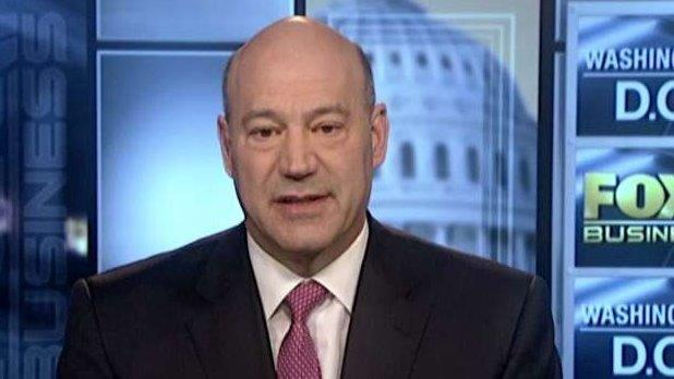White House National Economic Council Director Gary Cohn on rolling back regulations in the financial services market, when to expect tax reform and trade under Trump.