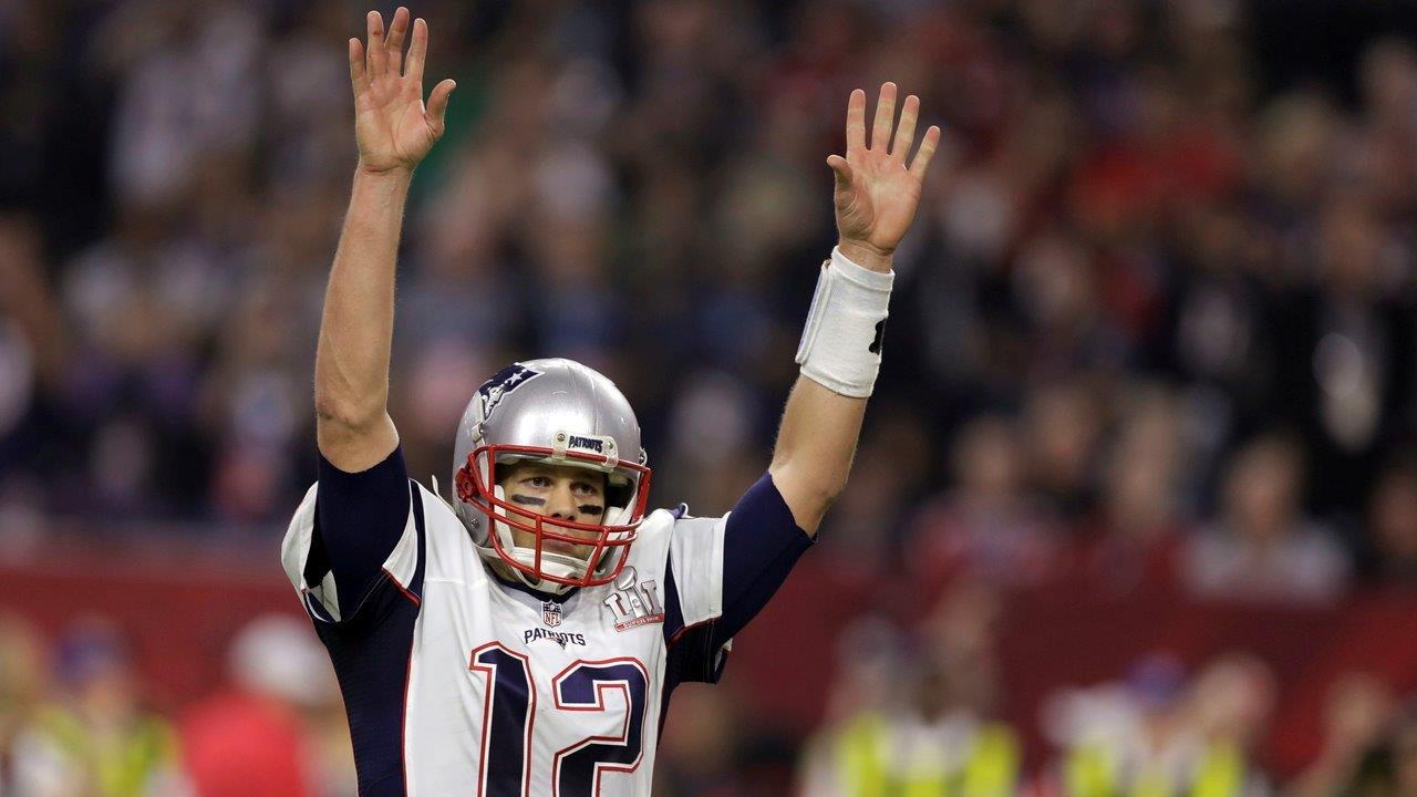 Steiner Sports CEO Brandon Steiner on Tom Brady's missing Super Bowl jersey, James White's missing game-winning ball and other sports memorabilia.