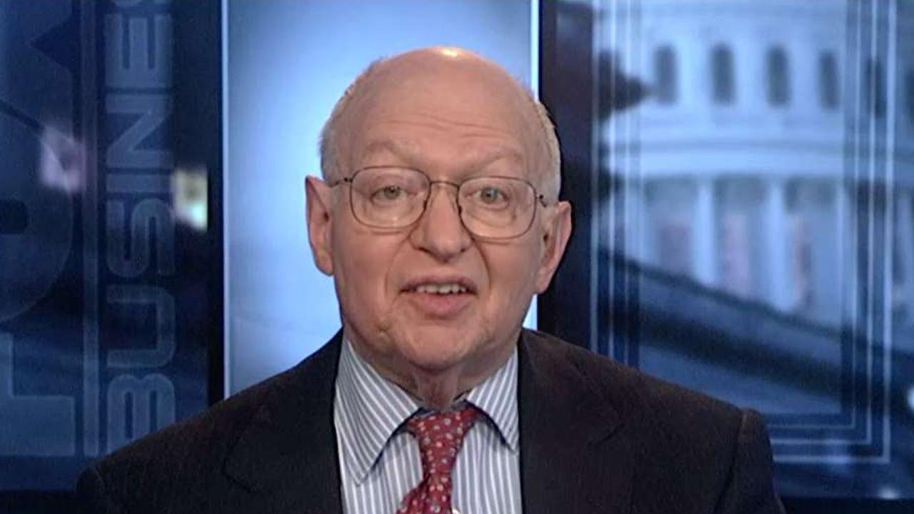 Former Reagan economic advisor, Martin Feldstein weighs in on President Trump's strategy to spur economic growth and whether Obamacare should be the administration's top priority.