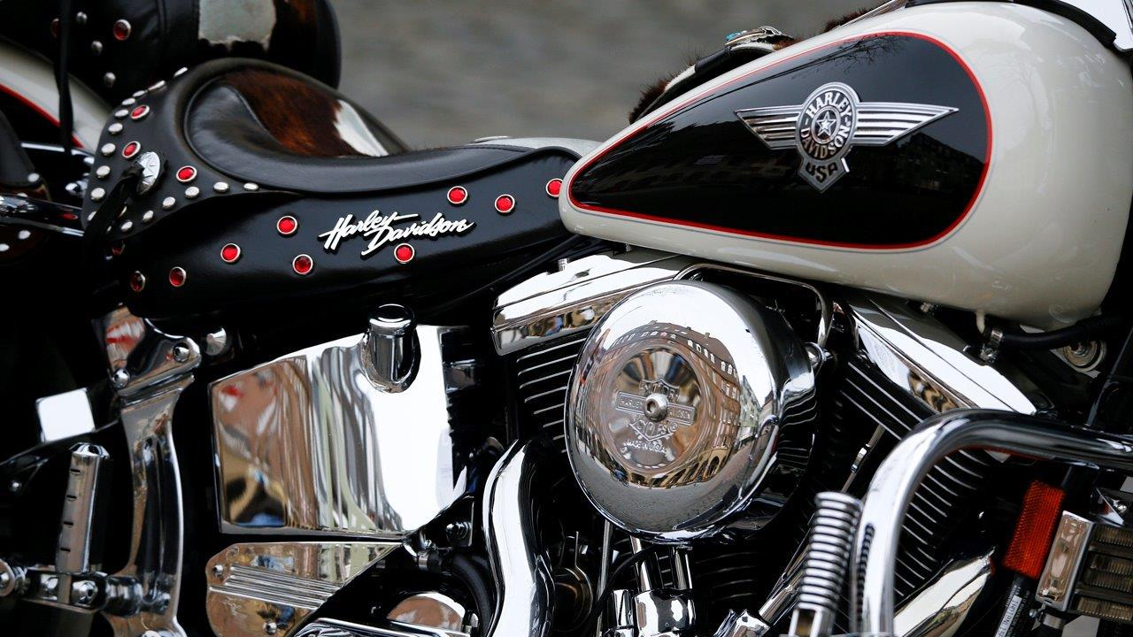 Harley-Davidson CEO Matt Levatich on President Trump's tax plan, the outlook for demand, sales and the company's expanding line of motorcycles.