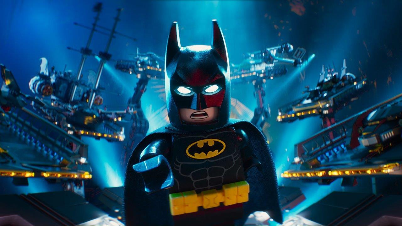 """In the Foxlight"" host Michael Tammero previews the movies in theaters this weekend and ""The Lego Batman Movie's"" tie-in with Apple's Siri."