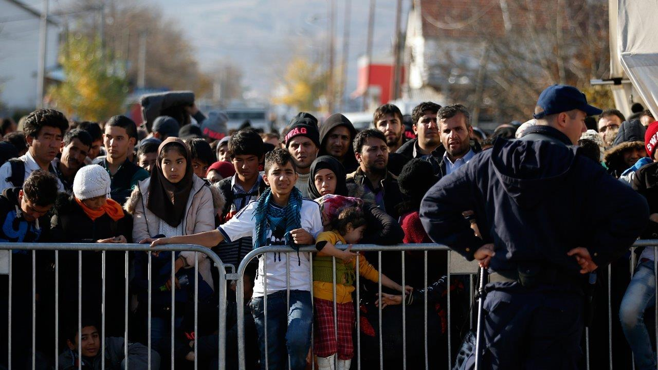 GPS trackers for refugees?