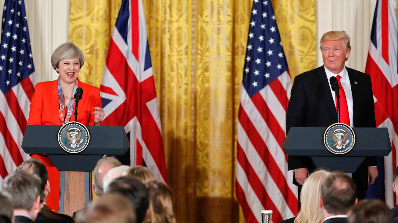 Former UK Independence Party leader Nigel Farage explains why Britain left the European Union and America elected Donald Trump as president.