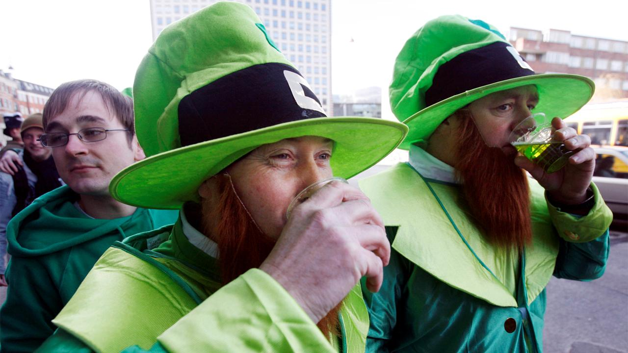 Americans expected to spend a total of $5.3 billion this St Patrick's Day