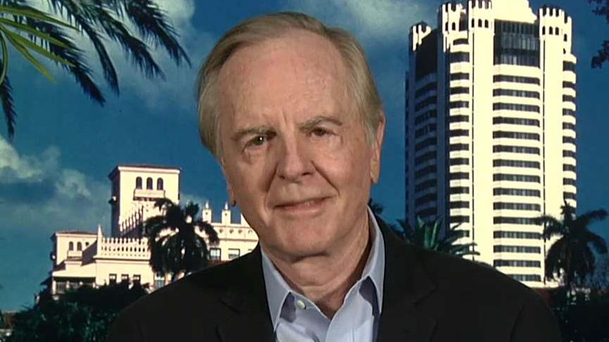 Former Apple CEO and RxAdvance Chairman John Sculley weighs in on immigration, healthcare, and whether Apple iPhones will ever be made in the United States.