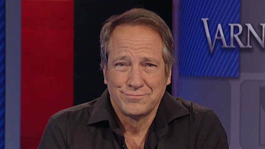 MikeroweWORKS Foundation CEO Mike Rowe on bringing back blue collar jobs.