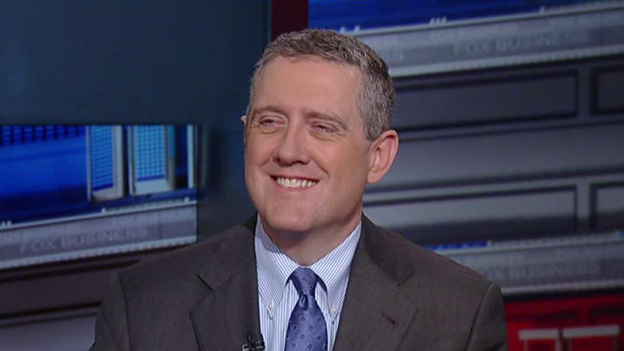 Federal Reserve Bank of St. Louis President & CEO James Bullard weighs in on the U.S. economy, inflation and whether interest rates should be raised.