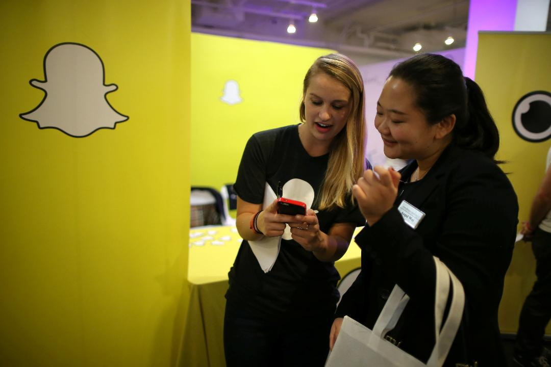 FOXBusiness.com takes to the streets to see if adults really know what Snapchat is ahead of their major IPO on Wall Street.