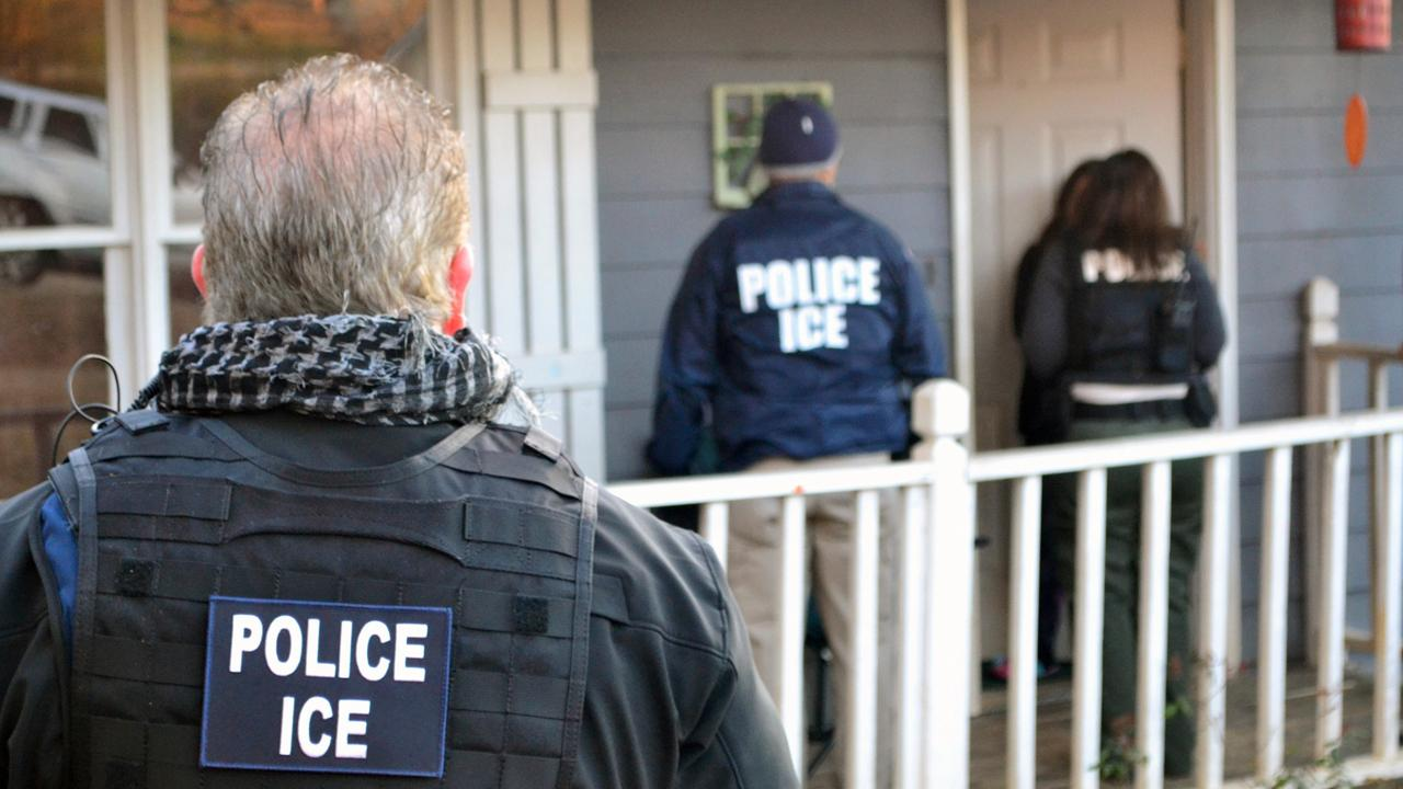Butler County Sheriff Richard Jones calls on President Trump to shut down business that hire illegal immigrants.