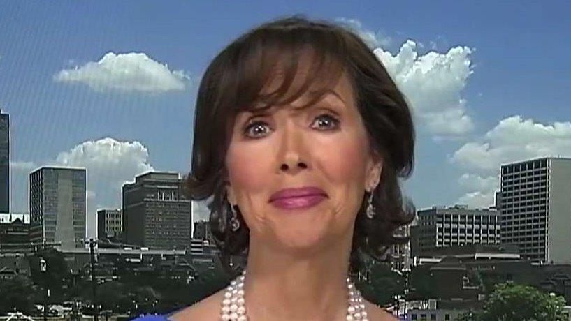 Actress Janine Turner provides insight into 'A Day Without Women' events.