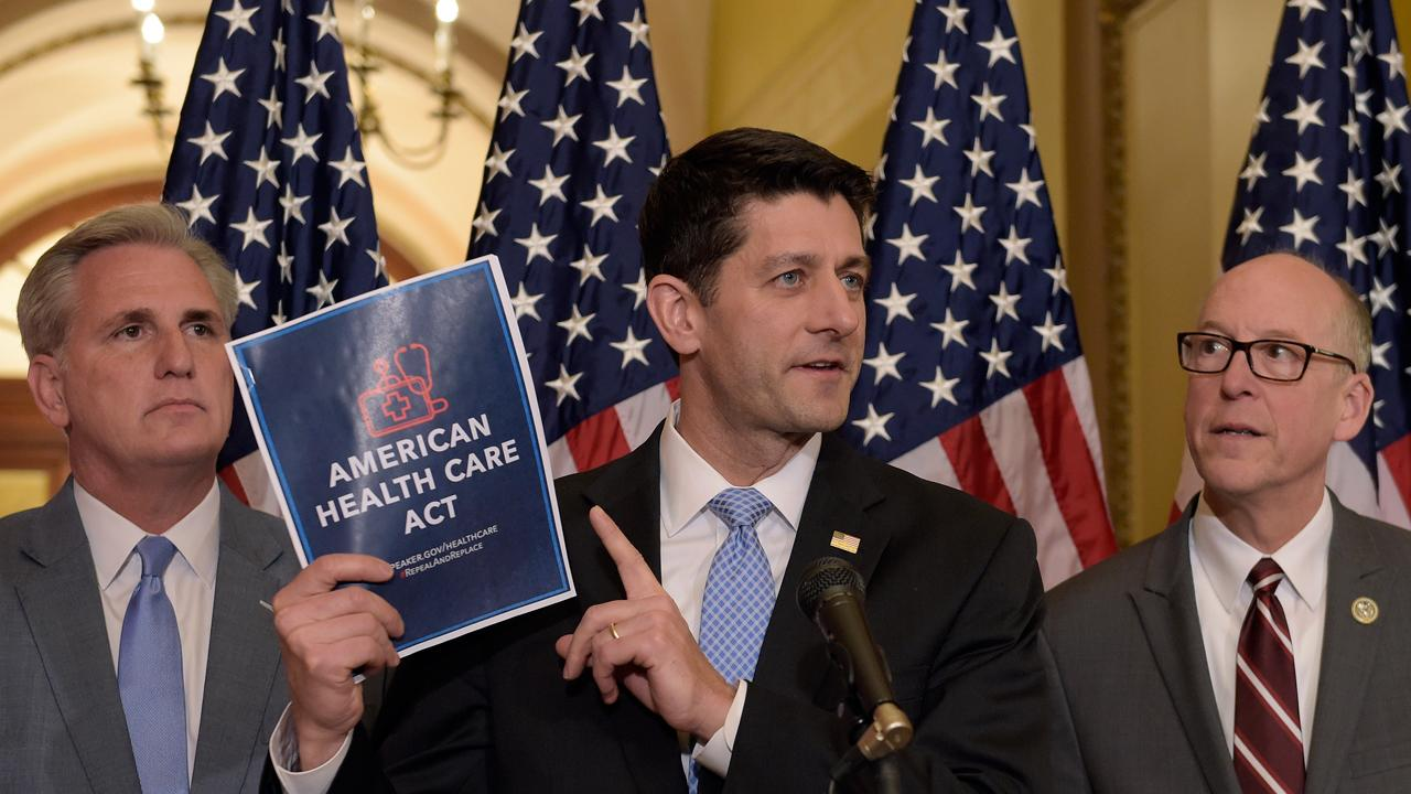 'Beating Obamacare' author Betsy McCaughey explains why the GOP's replacement for Obamacare could be a jobs bill.
