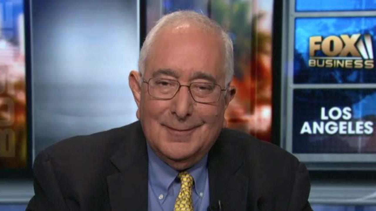 Economist Ben Stein discusses tax reform under the Trump administration.