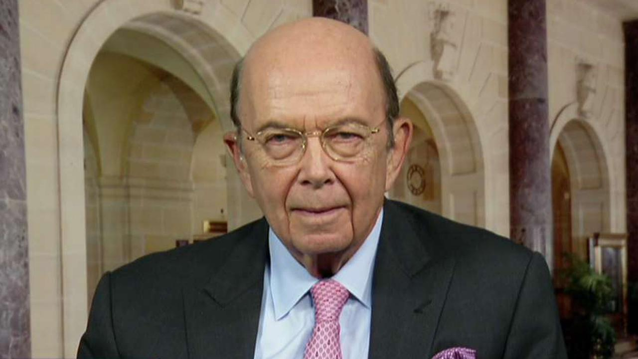 U.S. Secretary of Commerce Wilbur Ross on the Trump administration's push for balanced trade with Canada.