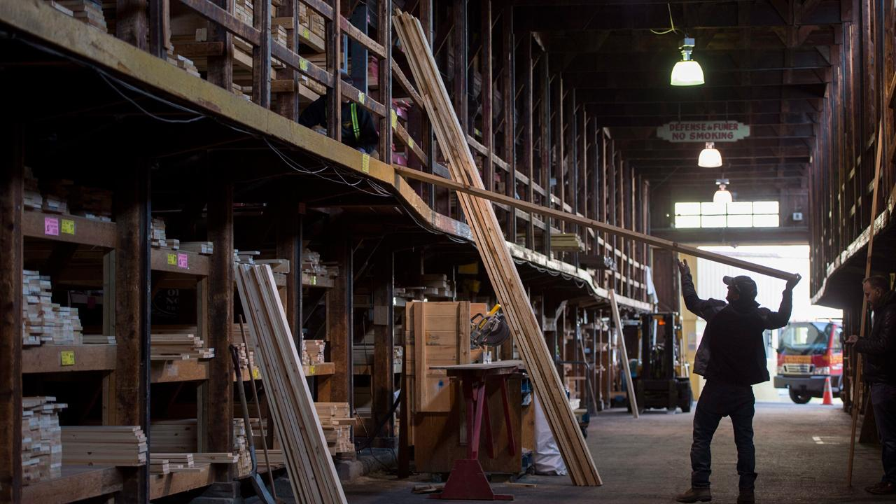 Author Mark Steyn weighs in on the U.S. tax imposed on Canadian lumber.