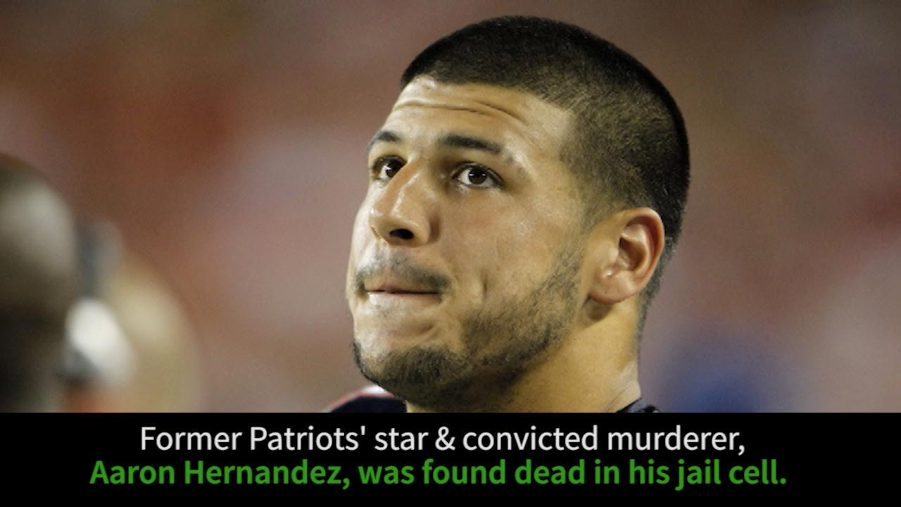 Former NFL Patriot, Aaron Hernandez was found dead in his jail cell.  His attorney, Jose Baez, reacts!