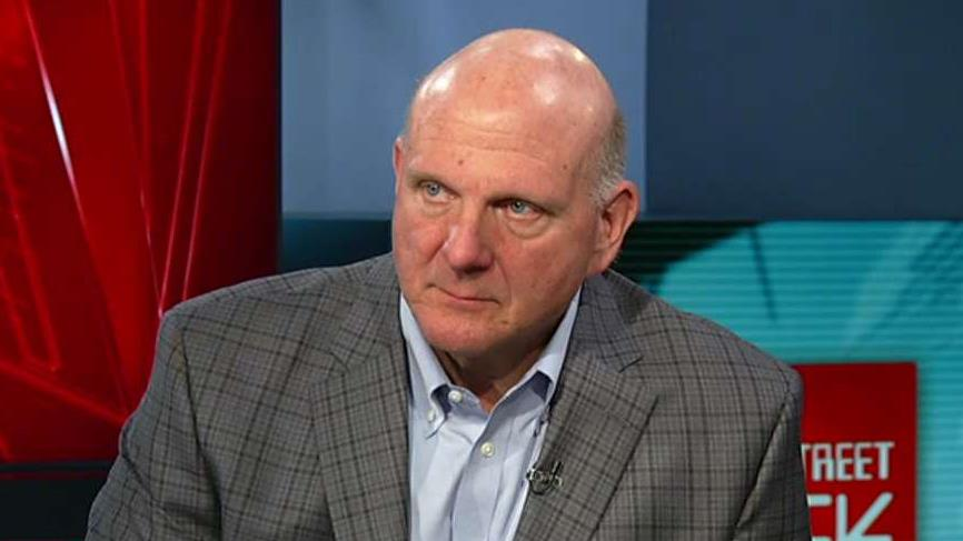 Former Microsoft CEO Steve Ballmer on whether medical technology will continue to thrive in the health care sector.