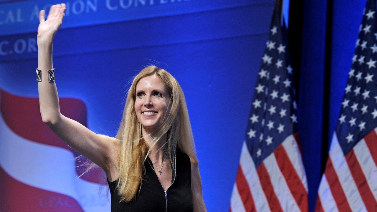Young America's Foundation spokesman Spencer Brown on the controversy over the cancellation and rescheduling of Ann Coulter's speech at the University of California, Berkeley.