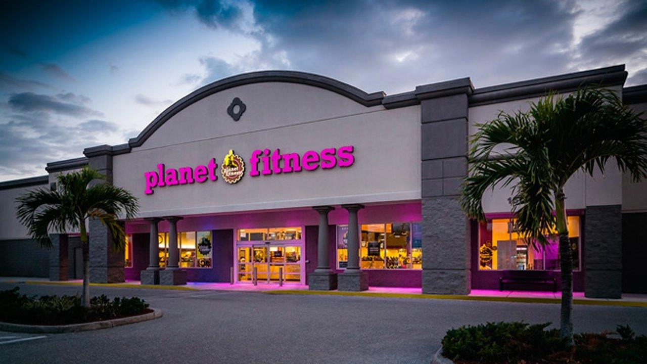 Planet Fitness CEO Chris Rondeau on the gym's business model and growth.