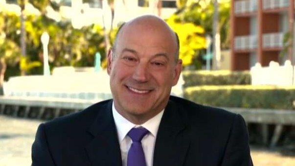 Chief Economic Advisor to President Donald Trump Gary Cohn weighs in on the March jobs report and the economy.