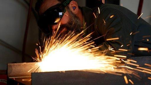 Marlin Steel CEO Drew Greenblatt says tax cuts will help bring manufacturing back in America.