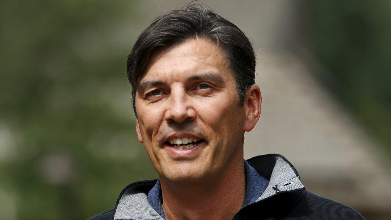 AOL CEO Tim Armstrong on the future of news, user engagement and Yahoo CEO Marissa Mayer.
