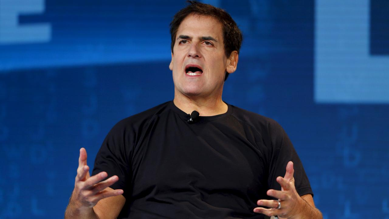 FBN's Charlie Gasparino reports that Dallas Mavericks owner Mark Cuban is 'warming up' to Donald Trump's presidency.