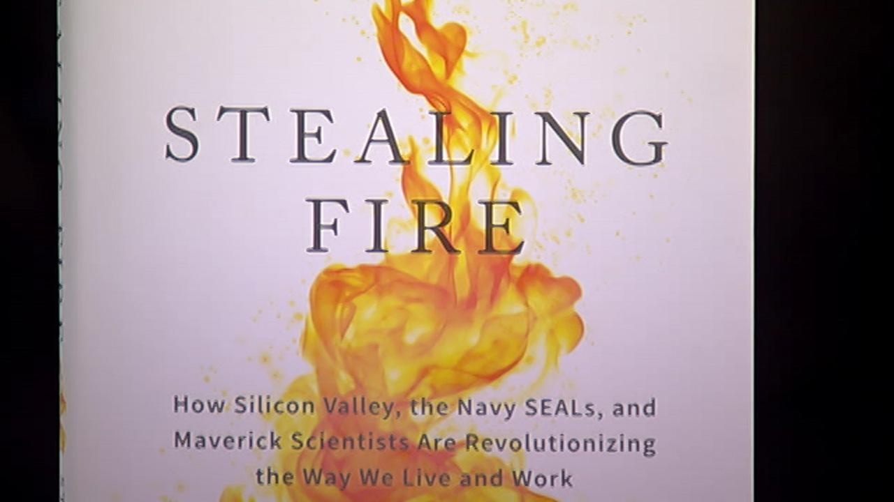 "What is the secret to success? The co-authors of ""Stealing Fire"" reveal their findings!"