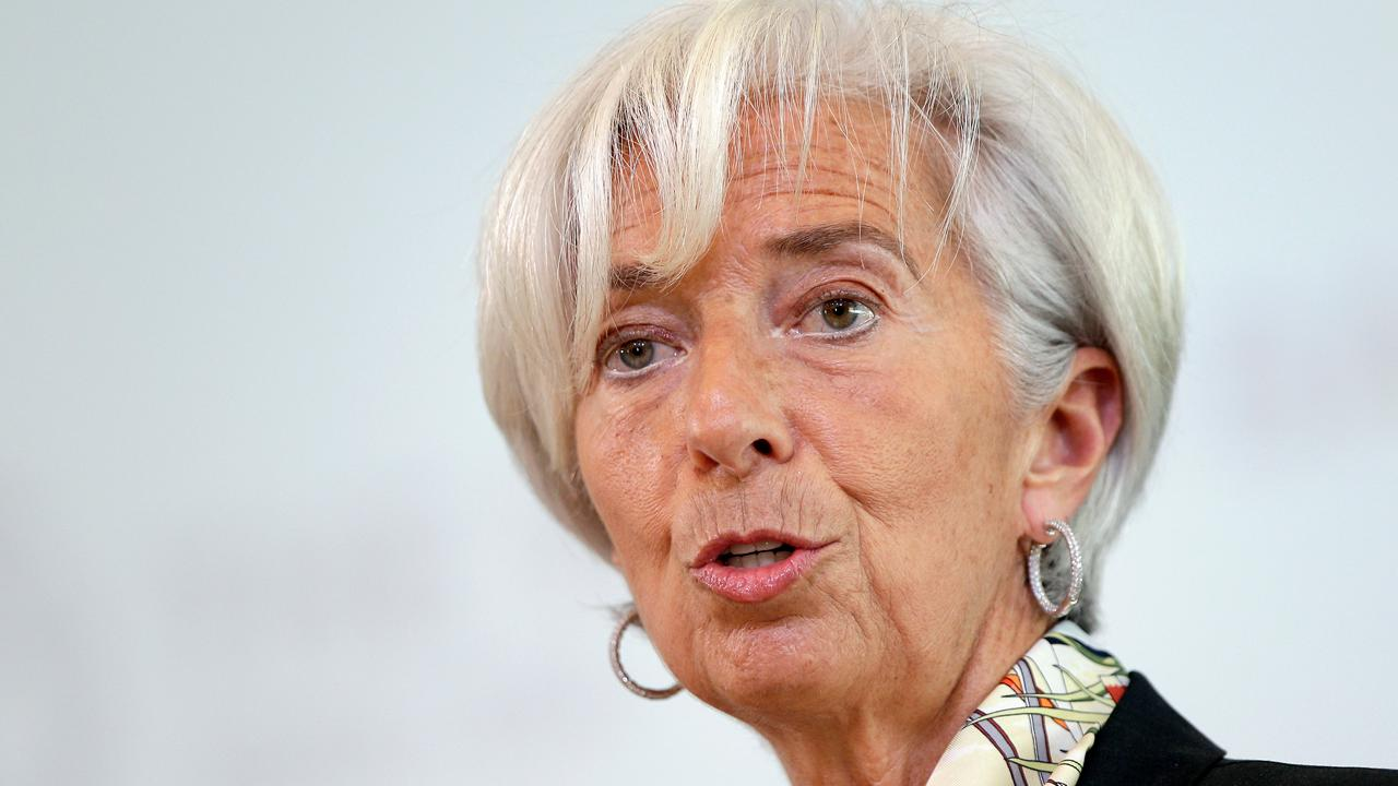 IMF Managing Director Christine Lagarde on trade, the European Union, 'Frexit,' the conflict in Syria and U.S. economic growth.