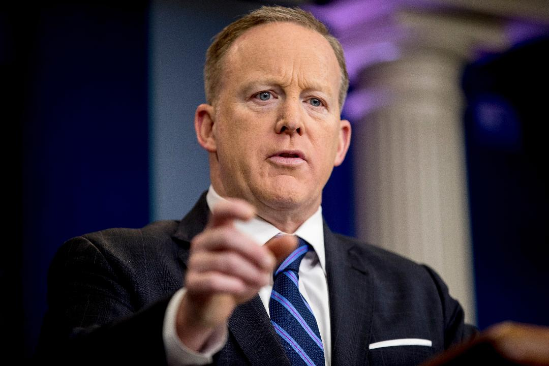 White House Press Secretary Sean Spicer responds to FBN's Blake Burman on President Trump's tax reform plan.