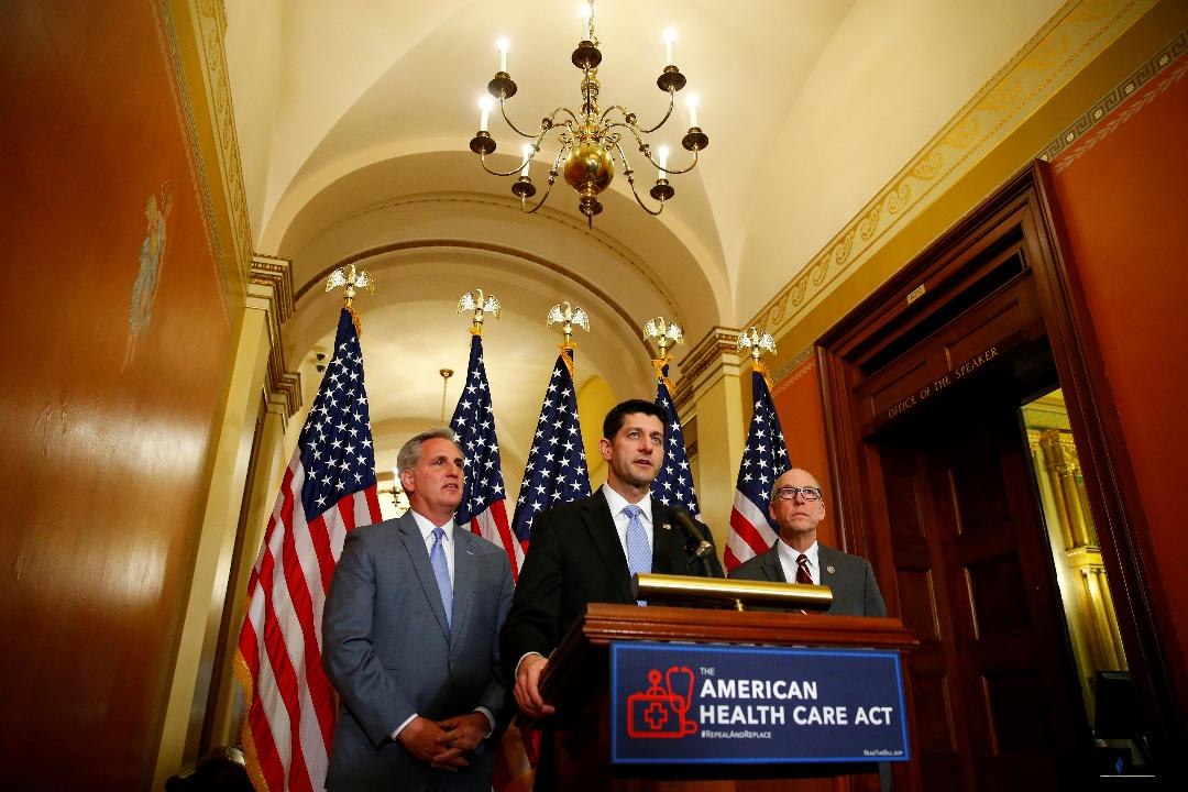 eHealth CEO Scott Flanders breaks down the GOP health care bill.
