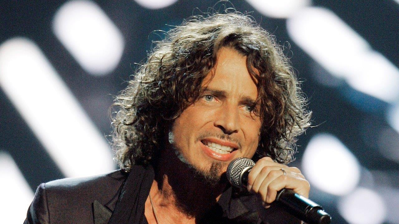 FBN's Cheryl Casone on the death of musician Chris Cornell.