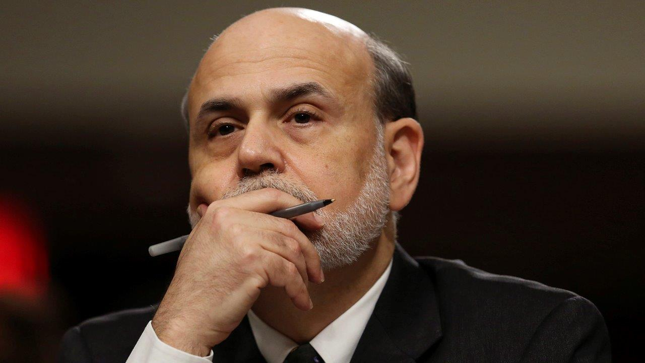 Former Federal Reserve Chairman Ben Bernanke on President Trump, Federal Reserve Policy, tax cuts and the markets.