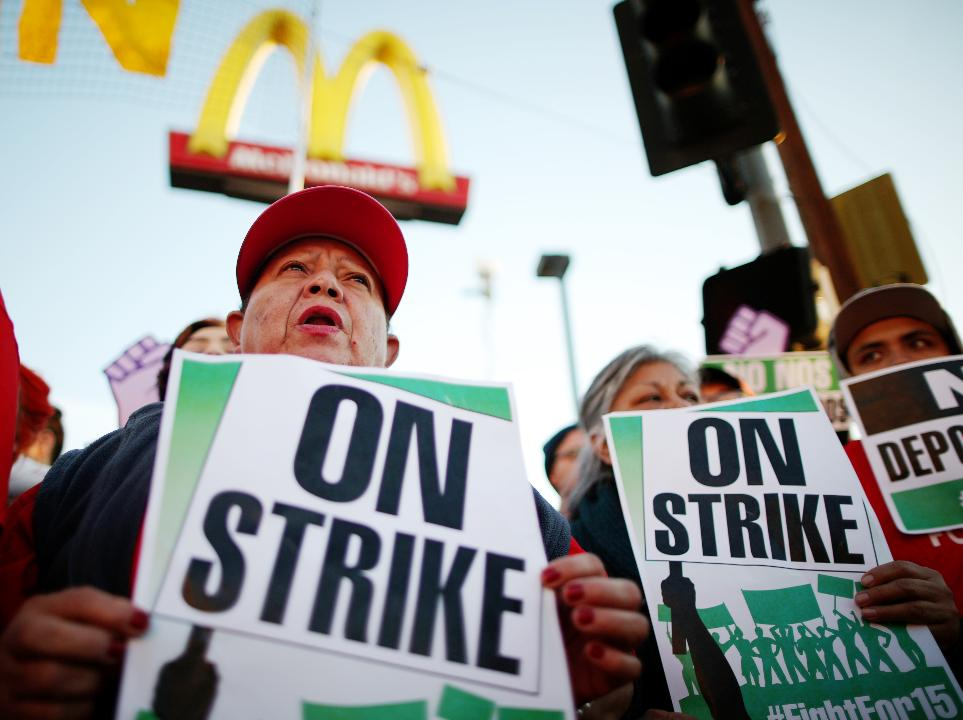 Workers from McDonald's to Wal-Mart and many others are demanding a higher minimum wage. How would an increased pay rate really impact the economy?