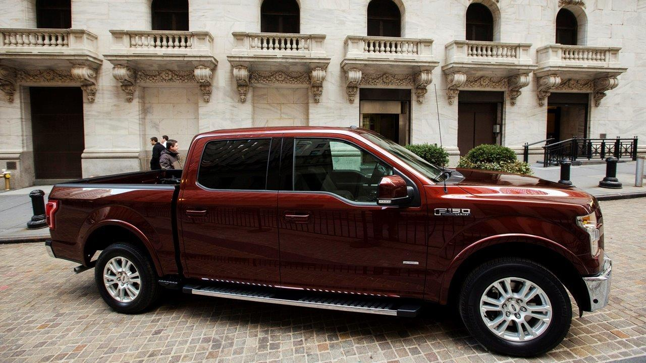 FoxNews.com Automotive Editor Gary Gastelu on the future of Ford.