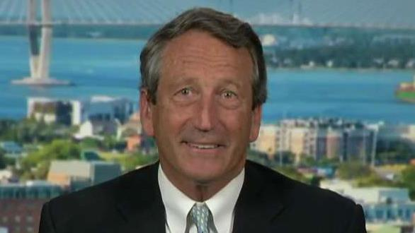 House Freedom Caucus Member Rep. Mark Sanford (R-SC) weighs in on tax reform, and the idea of a border-adjustment tax.