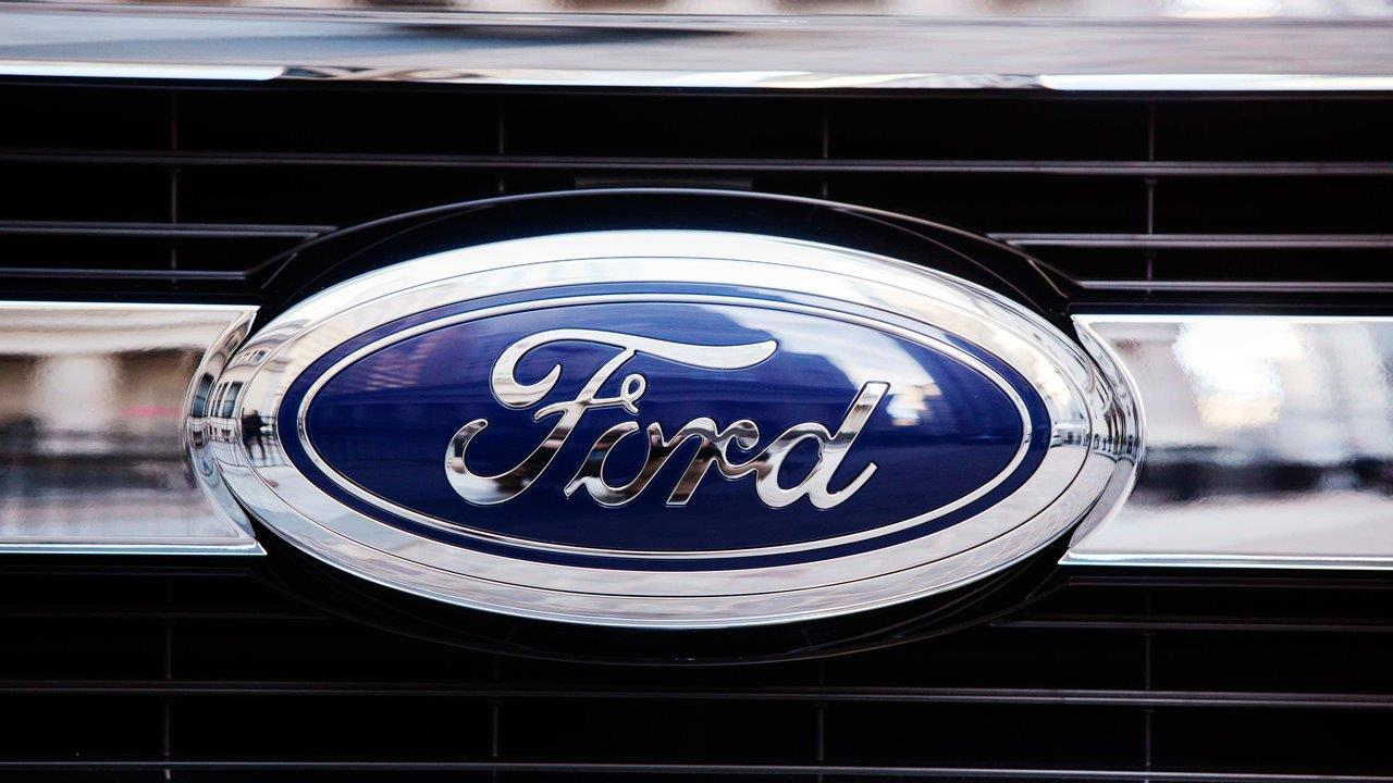 FBN's Jeff Flock on the management shakeup at Ford.