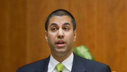 FCC Chairman Ajit Pai on protesters swarming his house over net neutrality and Trump's growth agenda.