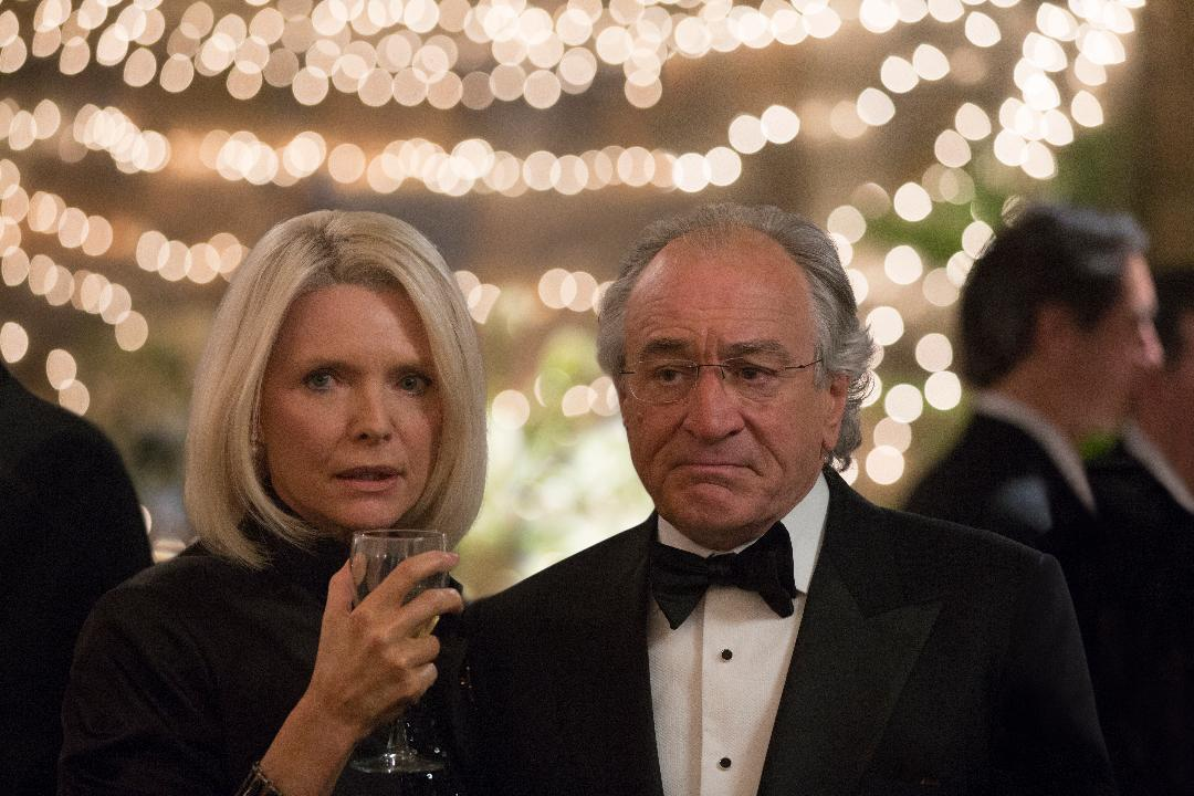 "She was the first journalist to interview Ponzi scheme mastermind Bernie Madoff from prison, now her book, ""The Wizard of Lies"" is being adapted to film by HBO."