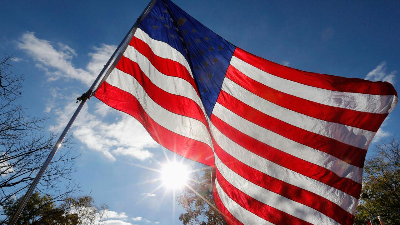 U.S. Air Force veteran Pete Rockett and U.S. Navy veteran Tom Wilder speak out after their homeowners association said they can only display American flags outside their homes 23 days per year.