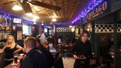 Apple-Metro CEO Zane Tankel on chain restaurants' fight to keep customers.