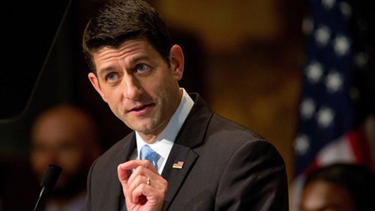 Speaker of the House Paul Ryan (R-Wisc.) discusses efforts to achieve tax reform by the end of 2017.