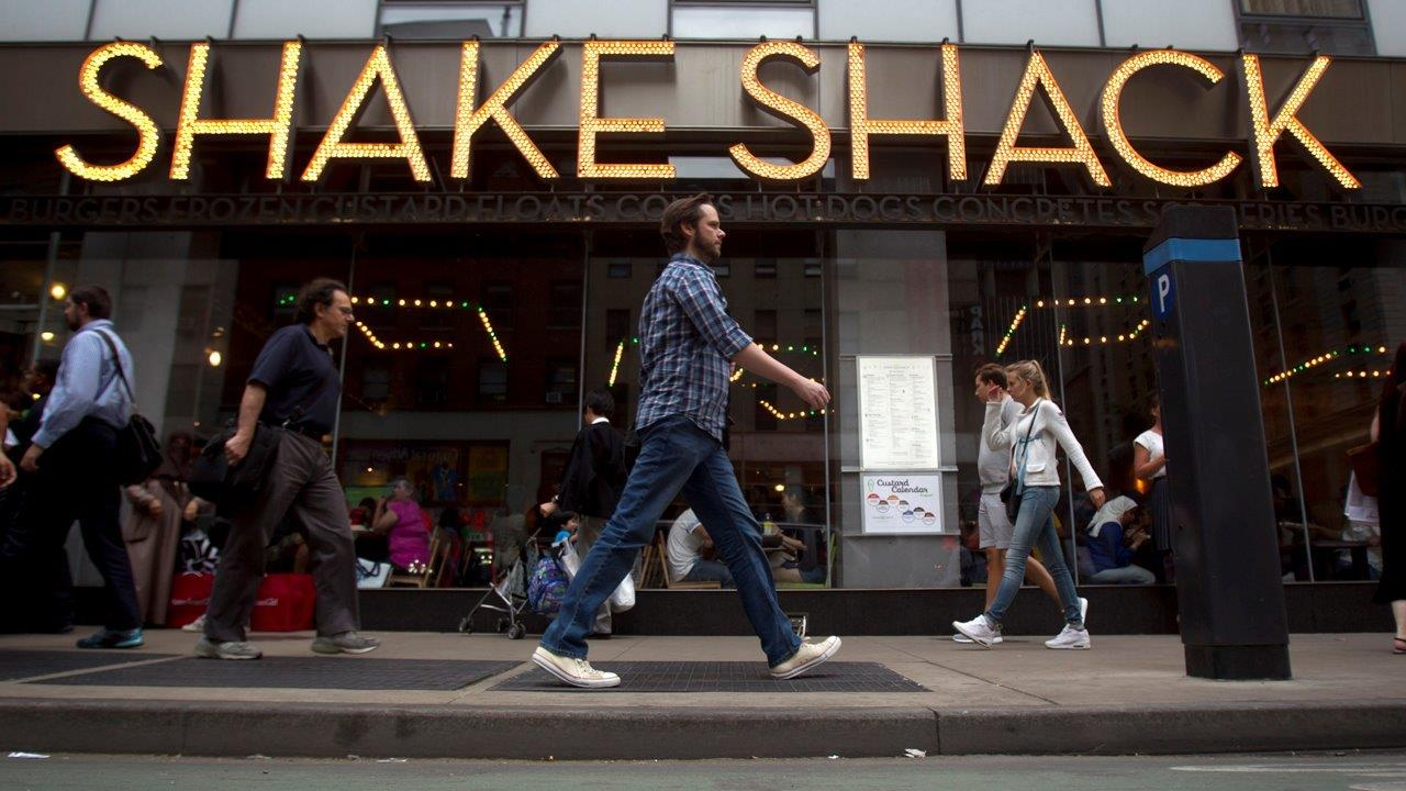 Shake Shack CEO Randy Garutti on the restaurant chain's innovative strategy, the potential impact of President Trump's policies, plans for growth and his new cookbook.