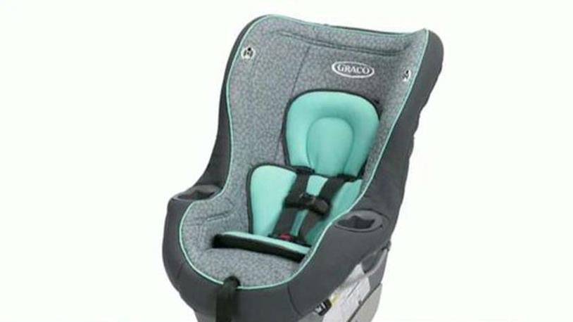 FBN's Cheryl Casone on Graco Children's Products' recall of car seats starting in July.