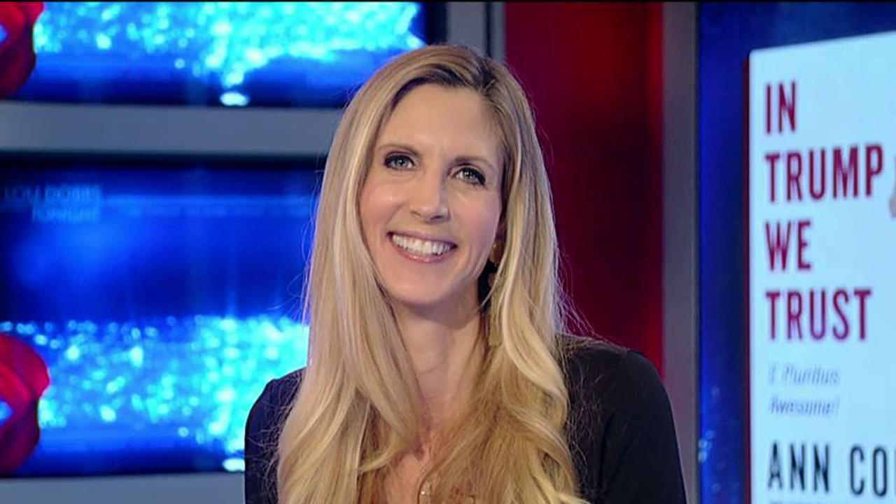 Ann Coulter on the Berkeley speech controversy