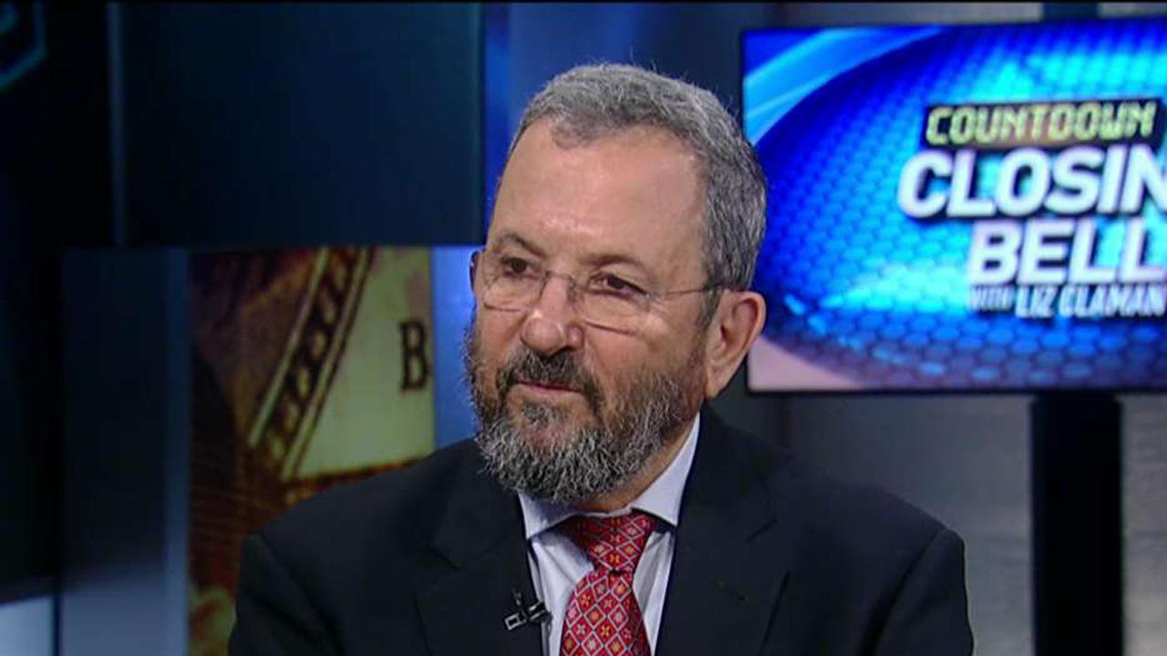 Former Israeli Prime Minister Ehud Barak on U.S.-Israeli relations and whether President Trump can bring peace to the Middle East.