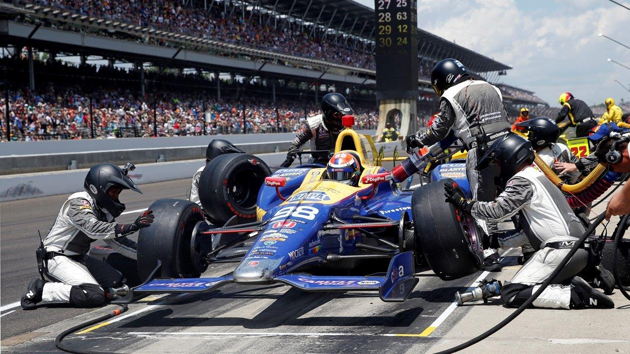 Alexander Rossi, 2016 Indy 500 winner, and Mark Miles, Hulman CEO, on the Indianapolis 500 and security concerns at sporting events in the wake of the Manchester attack.