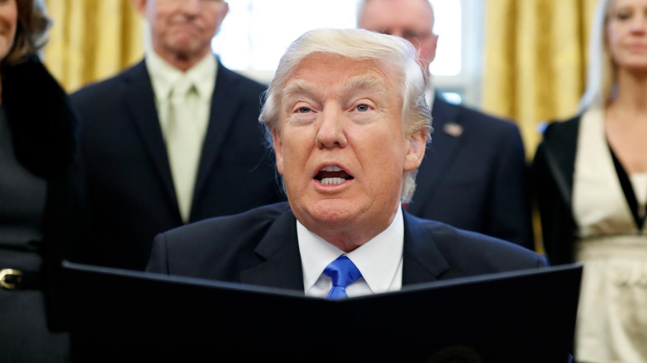 Former U.S. Treasury Secretary Larry Summers on President Trump's push to roll back financial regulations.