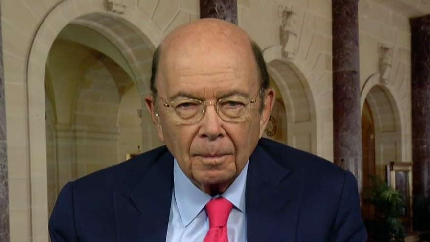 Secretary Of Commerce Wilbur Ross joined FBN's Neil Cavuto to discuss the U.S.-China trade agreement.